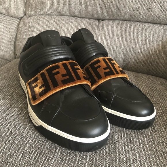 Fendi Shoes | Fendi Velcro Strap